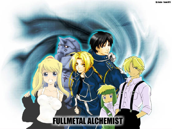 full metal alchemist wallpaper. full-metal-alchemist-wallpaper